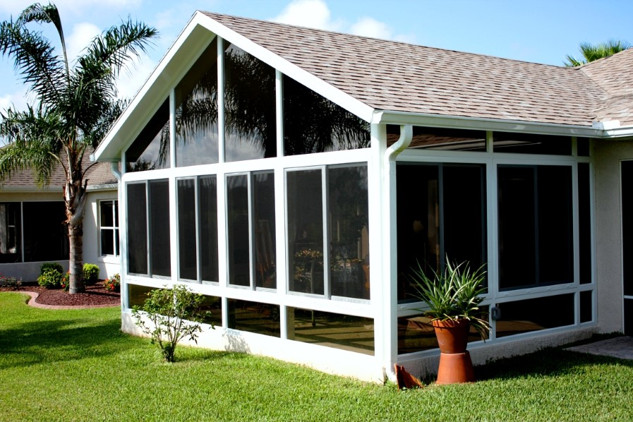 Sunroom Venice Installation Services Absolute Aluminum