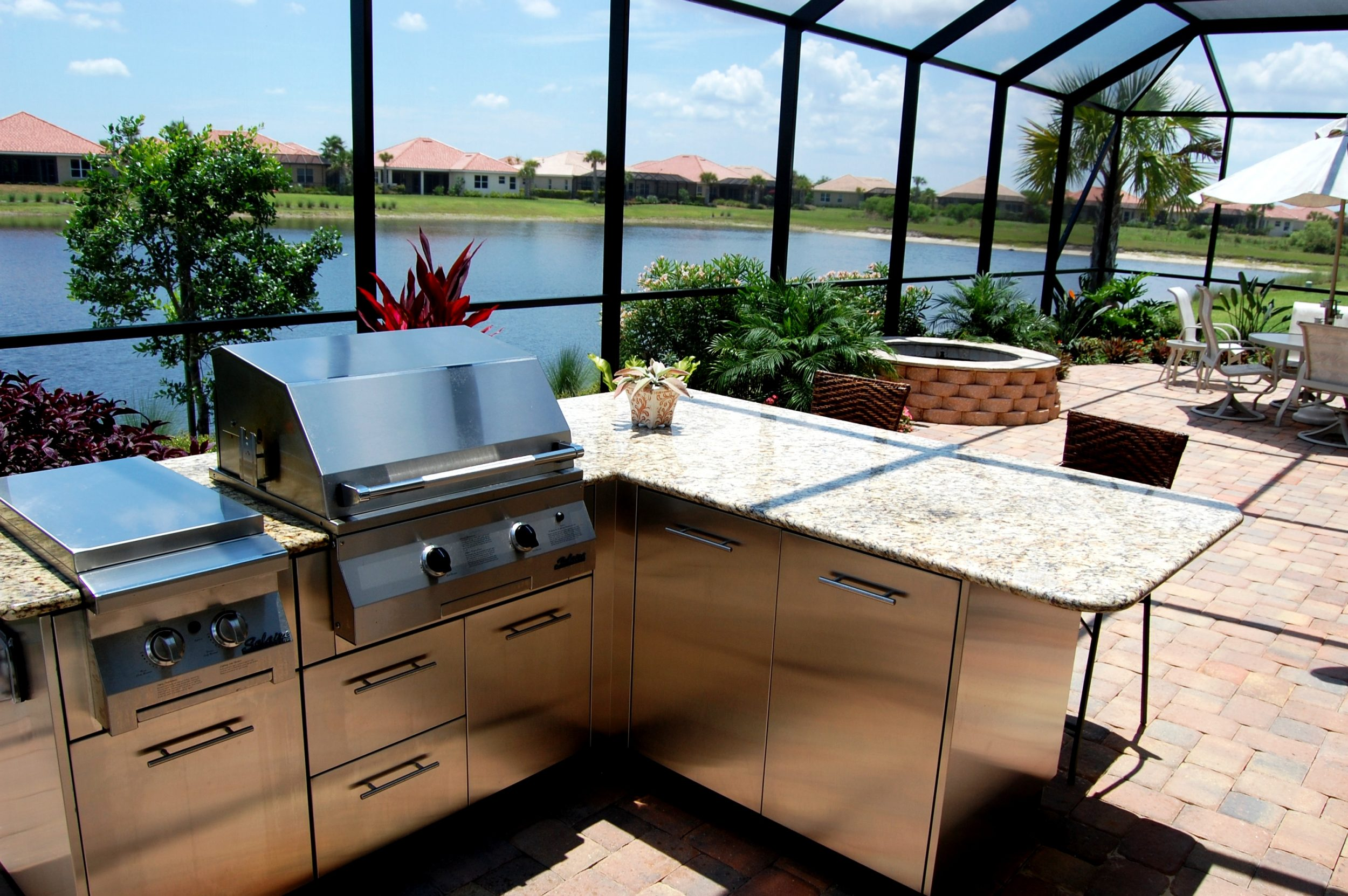 Outdoor Kitchen Venice Fl