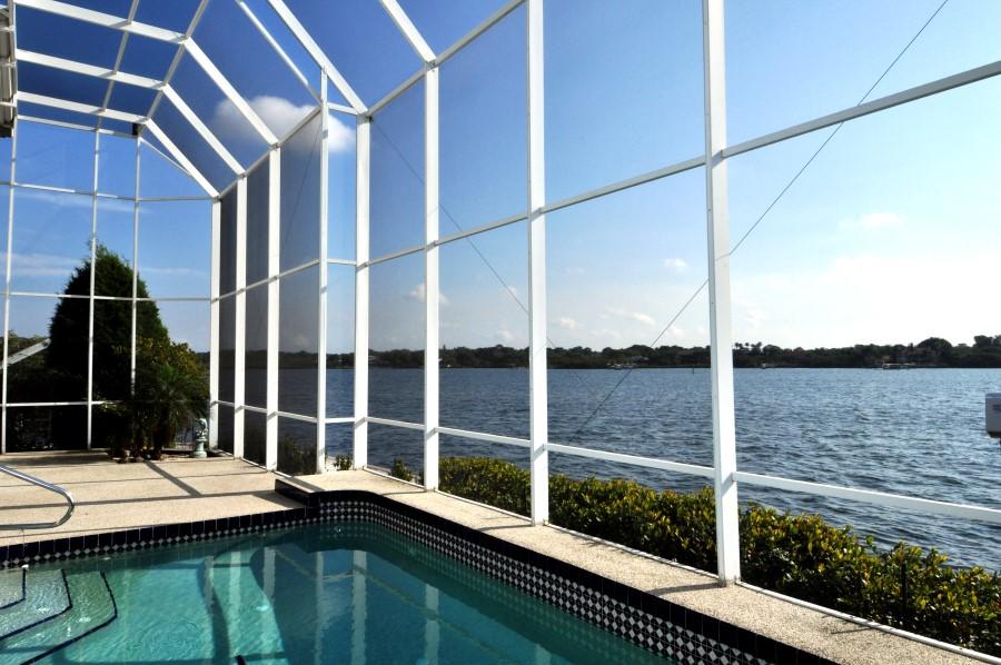 Pool Screen Enclosure Sarasota Absolute Aluminum
